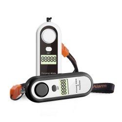 O LED do Sistema de Alarme multifunção Alarme pessoal com Podômetro Piscina Sport (MSA-870)