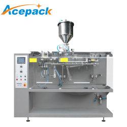 Ffs horizontal automatique Granule Sachets double Twin Link pochette Machine d'emballage d'emballage