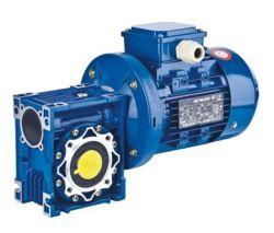 Trois Phase Nmrv transmission Boîte de vitesses réductrice AC ver le moteur à engrenages