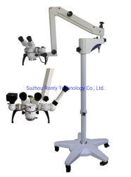RM800 microscopio para verificar el funcionamiento de Ear-Nose Micro-Operation en la garganta, odontología, oftalmología, ginecología y cirugía