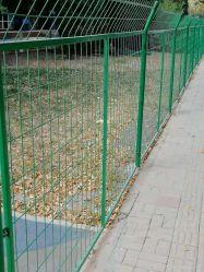 Valla de alambre soldado No-Climb Panel de malla de alambre para perros de granja valla valla 180cmx220cm.