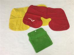 Almofada insuflável travesseiro travesseiro descartável de almofadas insufláveis promocional para a Classe Empresarial
