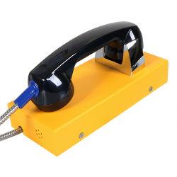 Helpline, Servicetelefon mit LCD-Display und Kurzwahltaste