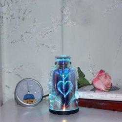 Ultrasónico eléctrico de aceite esencial de la luz de difusor de aroma