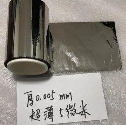 Minuto ultrasottile di spessore 0.005mm della stagnola della bobina della striscia dell'acciaio inossidabile