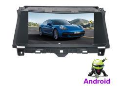 Android 9 Bluetooth للسيارة Stereo 4G+64G لـ Honda Accord 2008~2013 مع مشغل أقراص DVD