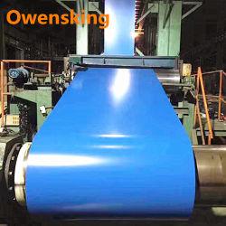 Baumaterial-Metallprodukt-Edelstahl-Blatt-Farbe beschichtete Stahlring