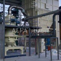 La protection de chemise de céramique Air Jet concasseur moulin