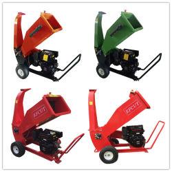 電気始動機アジアの販売のための4インチのヤード機械木製の砕木機