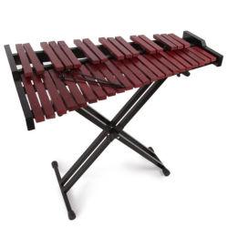 Musikinstrument 37 Noten Marimba mit Holzständer