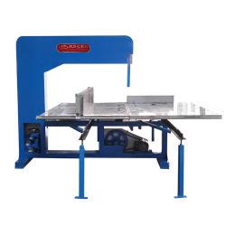 ماكينة قطع الإسفنج العمودي الأوسط ماكينة قطاعة الإسفنجية
