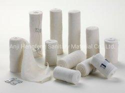 Protecção Non-Woven Self-Adhesive Espessura de alta qualidade PBT bandagem elástica