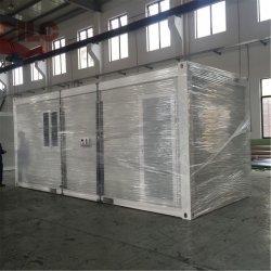Estrutura de aço pré-fabricados móveis Flat Pack House contentor