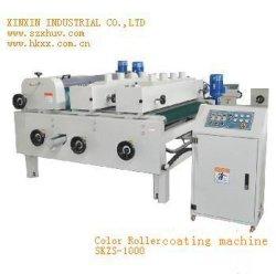 Colorare la macchina di rivestimento UV del rullo Coater/UV (SKGT-1000)