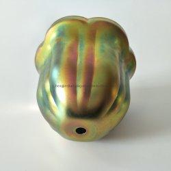 Chapa de OEM de Hardware de la fabricación de piezas de estampación de la luz de la tapa de protección de la luz de las piezas de estampación