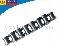 Cadena de rodillos de acero al carbono para máquinas