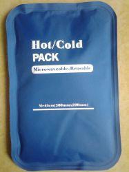 350g, 500g, Kissen-Matten-Großverkauf-heiße kalte Therapie Pak, kalte Kompresse-Auflage des Gel-600g
