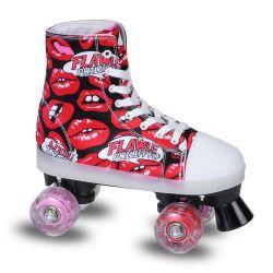 OEM 등록 쿼드 롤러 스케이트 (QS-59-1)