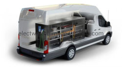 15kw 20kw 30kw 40kw 50kw 60kw carregador EV configurado com bateria para aplicação de emergência fabricados na China