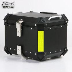 BMW YAMAHA Honda를 위한 보편적인 알루미늄 합금 기관자전차 테일 상자 기관자전차 상단 케이스