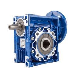 Servoreduzierstück-Getriebe-Geschwindigkeits-Verkleinerung für Handkurbel-Getriebe-Bewegungslaufwerk-Qualität Stainlesssmall Motor-China-Hersteller-Aluminiumflansch Nmrw Endlosschrauben-Reduzierstücke