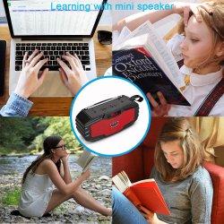 Fabriek Aangepaste Bluetooth Spreker, de Draadloze Spreker van de Gift van de Bevordering met FM