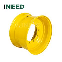 حافة العجلة الفولاذية 14X22.5 للماكينات الزراعية، الطفو، الغابات، Havesty، المقطورة