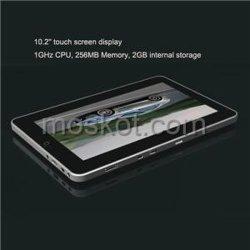 PC Medio WiFi van de Tablet van het Scherm van de Aanraking van 10.2 Duim