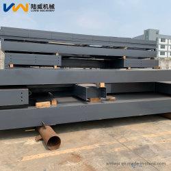 Estructura de acero para la valla de hierro