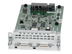 Cisco NIM-2T Router Hochgeschwindigkeits-WAN-Schnittstellenkarte mit 2 Anschlüssen NIM-2T=