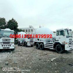 Barato 8m3 de concreto Japonês Misturador de caminhões usados Nissan