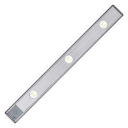 A luz do painel de LED mais recente com o Sensor 3 do Sensor de Temperatura da Cor da luz nocturna sem fio LED brilhante de qualidade a lâmpada do sensor
