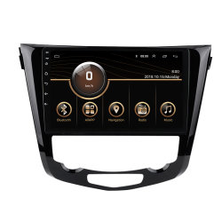 """10"""" Android pour Nissan X-Trail T32 T31 Qashqai J10 J11 Lecteur Vidéo 2013-2017 voiture GPS système de navigation radio stéréo"""