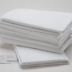 Insiemi del lenzuolo per i fornitori di pulizia della tela di base dell'hotel