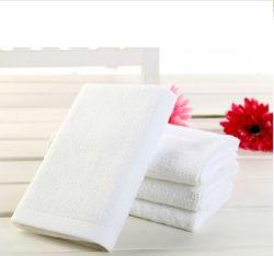 Serviette de bain situé à 100% coton hôtel blanc Serviette Serviette de toilette