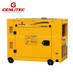 la monofase 220V 230V 240V di CA di 6.5kw 7.0kw sceglie generatore portatile diesel del cilindro il piccolo per uso della Camera