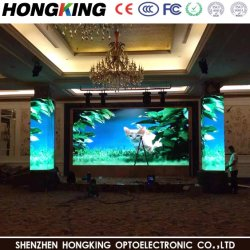 مركز تسوق جديد HD الإعلانات الخارجية المسرح الحفلات الموسيقية مركز خلفية P3.91 شاشة عرض LED