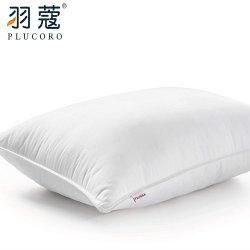 点販売の寝具の一定のホテル様式贅沢なポリエステル枕