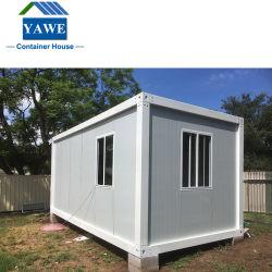 40ft 고급 반장집들로 준비되어있다. 저렴한 가격의 저렴한 가격의 이동 가능 모듈식 홈 남아프리카 쉬운 설치 사전 제작된 럭셔리 접이식 컨테이너 사무실용 집