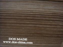 Natürlicher/karbonisierter Strang gesponnener Bambus