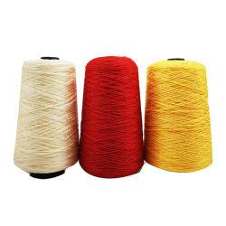 Polypropylen-Höhlung-umsponnenes Netzkabel-Seil-Band des Knit-310d/4 für Troddel-Franse-Spitze