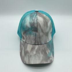 Schattierung Unisex Erwachsene Baumwolle Mode Krawatte Dye Mesh Baseball Mädchen Trucker Hüte