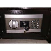 安全なロッカーの金属の電子貸金庫