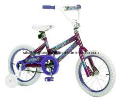 Фиолетовый девушка BMX велосипед с 9 тип пластиковый кожух цепи (SH-КБ106)