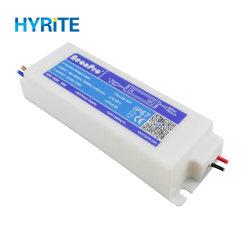 12V 24V 60W 100WはプラスチックケースLEDの電源を防水する
