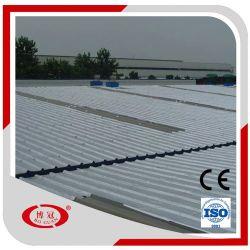 방수 기능을 위한 자체 접착식 지붕 감면