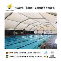 Arch événement extérieur forme Sport tente pour piscine