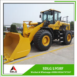 Deutzエンジンを搭載するSdlg L958fの車輪のローダー、販売のためのLG936L LG938L LG946L L956f L956fh L958f L968fのローダー
