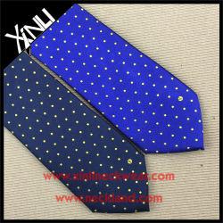 100 % Handmade cravate en soie tissée personnalisé Fashion