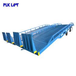 Plkの上昇のManufactureredの油圧移動式ドックの傾斜路